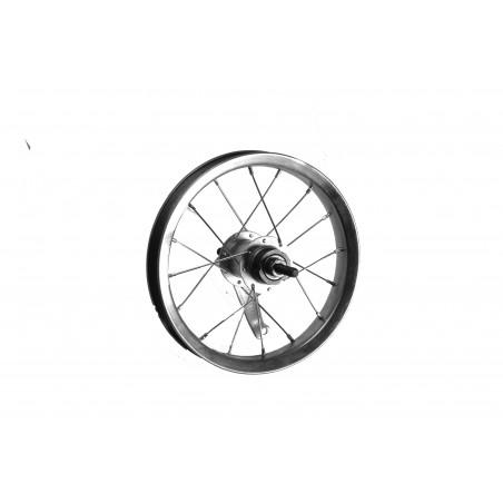 Prądnica rowerowa lewa AXA/Basta DUO (4styki)