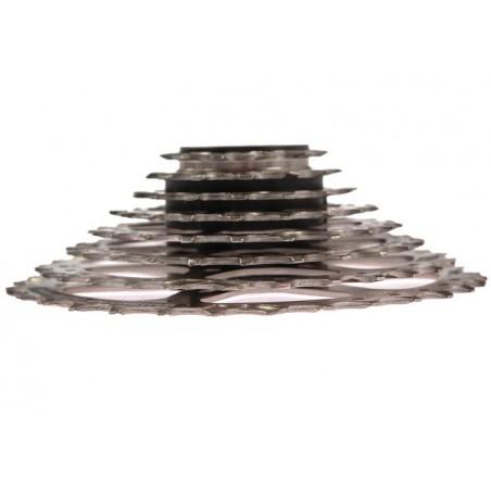 Pedała aluminiowa ACCENT Towny łożyska kulkowe, srebrne