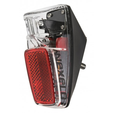 Chwyty VELO PRO-X 1133 Comfort GEL biało-czerwono