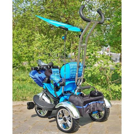 Rowerek trójkołowy ARTI MIŚ 290C niebieski