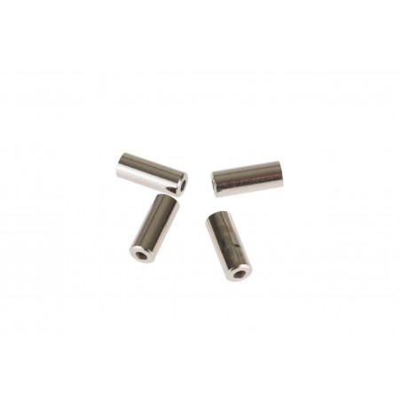 "Stery NECO H146 1 1/8"" 44mm połzintegrowane czarne"