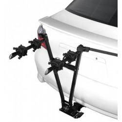 Bagażnik samochodowy na 2 rowery na hak holowniczy