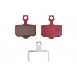 Klocki ham. tarczowego metaliczne do Avid Elixir R,CR 1,3,5,7,9 Sram XX, Nutt