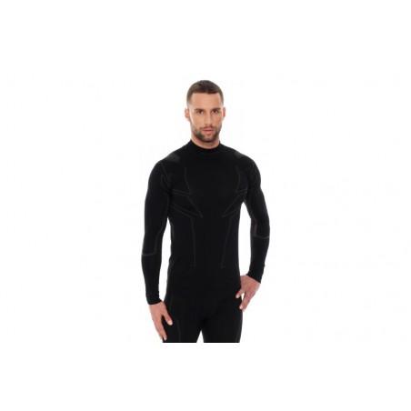 Bluza temoaktywna BRUBECK COOLER LS11800 chłodząca na motor czarny L