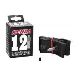 Dętka 12 1/2 x 1,75/2,10  KENDA DV-30mm