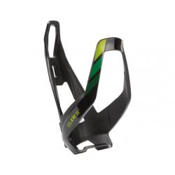 Koszyk bidonu KROSS CLAW II czarno-zielony