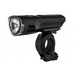 Lampa przednia /bateryjna/ VLB FOX 200 3F 1LED CREE 3W, czarna