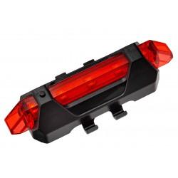 Lampa tylna VLB FOX 120 COB LED akumulator USB