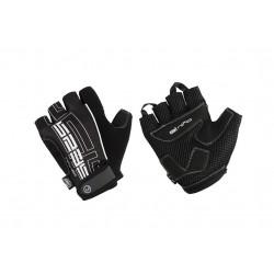 Rękawiczki ACCENT EL NINO czarno-białe L