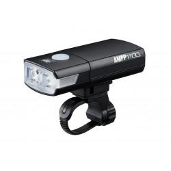Lampa przednia CATEYE AMPP 1100 HL-EL1100RC czarna