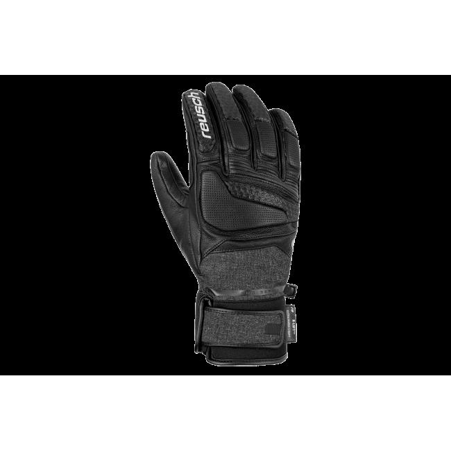 Rękawice REUSCH PROFI SL 8 skórzane czarne