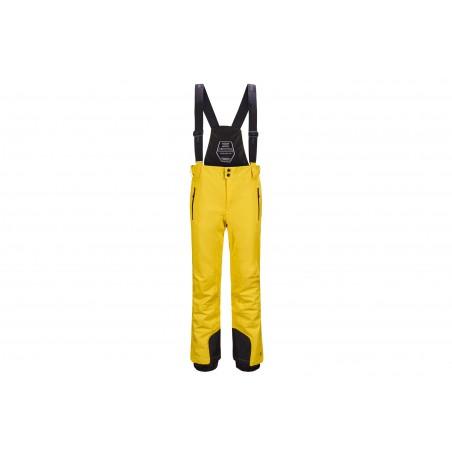 Spodnie narciarskie męskie KILLTEC-ENOSH M żółte