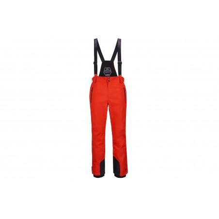 Spodnie narciarskie męskie KILLTEC-ENOSH XXL pomarańczowe