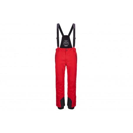 Spodnie narciarskie męskie KILLTEC-ENOSH XL czerwone