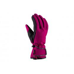 Rękawice VIKING LADY GLOVES SONJA  damskie 6 ciemny różowy