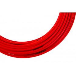 Pancerz hamulcowy ACCENT 5mm x 3m czerwony fluo
