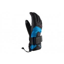 Rękawice VIKING SNOWBOARD TREX 10 czarno-niebieskie