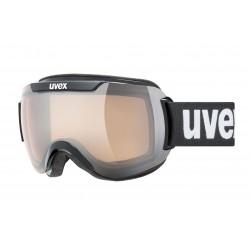 GOGLE UVEX DOWNHILL 2000 V small mirror silver Variomatic/ S srebrna szyba