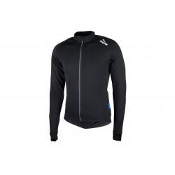 Bluza ROGELLI CALUSO 2.0 czarna XL lekko ocieplana