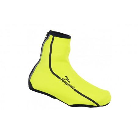 Ochraniacze na buty ROGELLI 2SQIN nieprzemakalne i ultralekkie 40/41 M żółte fluor