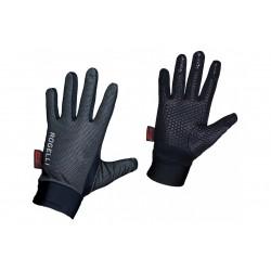 Rękawiczki ROGELLI LAVAL zimowe cienkie z membraną S czarne