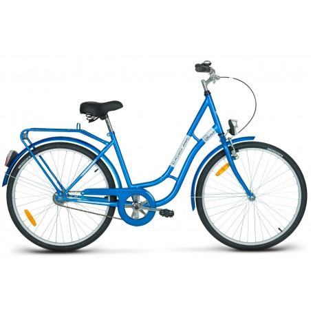 Rower turystyczny 26 KANDS LAGUNA RETRO Favorit niebieski 17r.