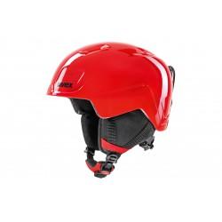 Kask UVEX HEYYA fire red 46-50 czerwony