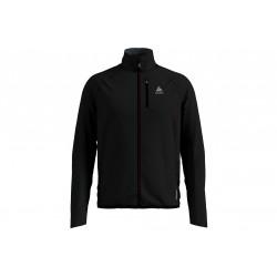 Bluza ODLO Midlayer full zip CARVE CERAMIWARM czarna XL