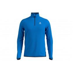 Bluza ODLO Midlayer 1/2 zip CARVE LIGHT niebieska M