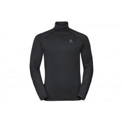 Bluza ODLO Midlayer 1/2 zip CARVE LIGHT czarna XL