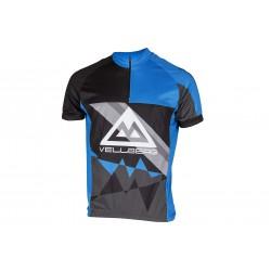 Koszulka VELLBERG krótki rękaw - XXL - niebieska