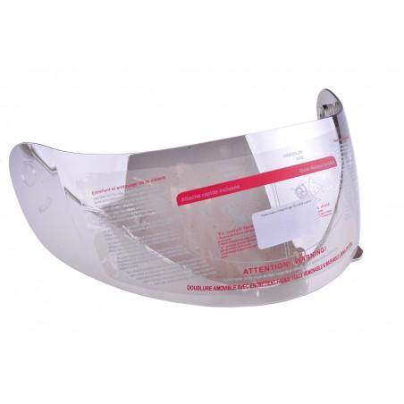 Szyba kasku integralnego TN-0700B srebrna