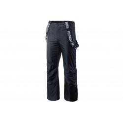 Spodnie narciarskie BRUGI męskie 4APU czarne L