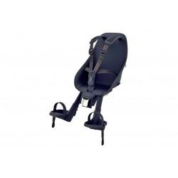 Fotelik rowerowy przedni URBAN IKI BLACK/BLACK czarny