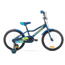 Rower 20 ROMET TOM niebiesko-zielony 2021