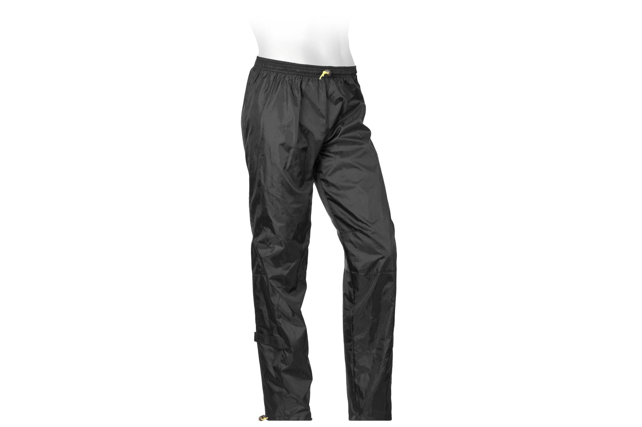 Spodnie przeciwdeszczowe Aqua czarne XXL ACCENT