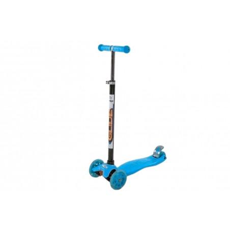 Hulajnoga GLIDE 3 kołowa niebieska