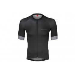 Koszulka KROSS kr.r full zip PAVE czarna L