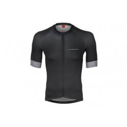 Koszulka KROSS kr.r full zip PAVE czarna XL