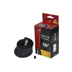 Dętka 16 x 1,75/2,125 PROX DV-26,5mm
