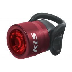 Lampa tylna Kellys IO R czerwony