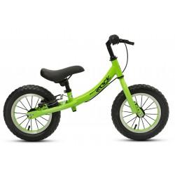 Rowerek biegowy 12 ROCK KIDS stal. zielony neon
