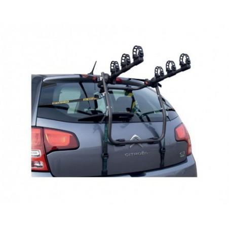 Bagażnik na 3 rowery MISTRAL na klapę