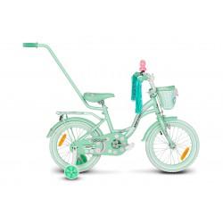 Rower 16'' MEXLLER VILLAGE miętowy