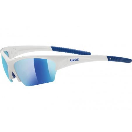Okulary UVEX SUNSATION white blue/ mirror blue