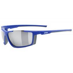 Okulary UVEX SPORTSTYLE 310 blue mat/mir. silver