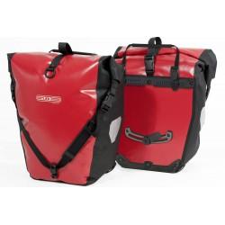 Sakwy tylne ORTLIEB BACK-ROLLER CLASSIC 40l para czerwono-czarne