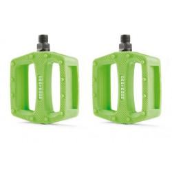 Pedały plastikowe DARTMOOR COOKIE zielone