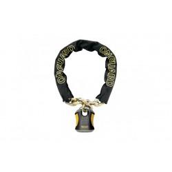 Zamknięcie ONGUARD Beast 8017 łańcuch 110cm x 12mm, 5x klucz + kłódka