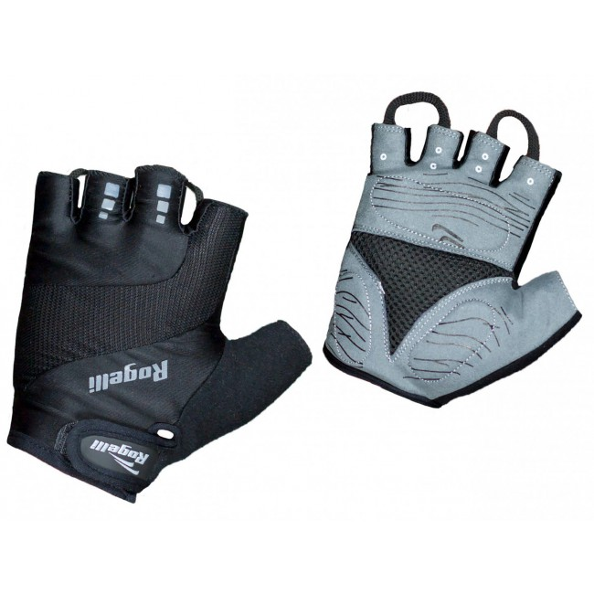 Rękawiczki ROGELLI PHOENIX kr. czarne M